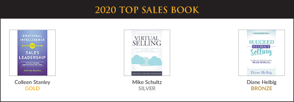 Top Sales & Marketing Awards 2020 - Book - Winners